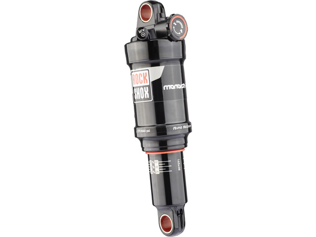 RockShox Monarch R Dämpfer 165 x 38mm Tune mid/mid